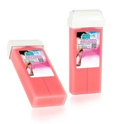 Depil-OK Vaškas kasetėje Rožinis (100 g)
