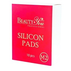 B&Y Silicon pads M2 size (10pcs)