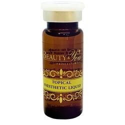 Beauty&You skystas anestetikas antakiams ir lūpoms 15ml