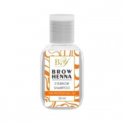 B&Y Brow Henna Shampoo 30 ml