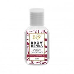 B&Y Brow Henna Conditioner 30 ml