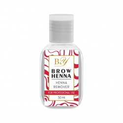 B&Y Brow Henna Remover 30 ml