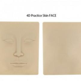 4D Medžiaga praktikai (veidas)