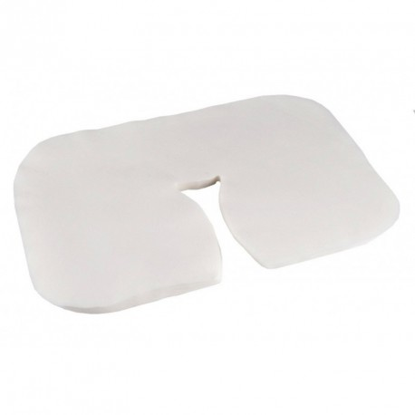 Disposable cosmetic nonwoven headrest cover - (100 pieces)