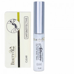 WHITE Body Glue, In Lip-Gloss Aplicator  5g