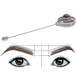 NPM String ray fast for eyebrows marker