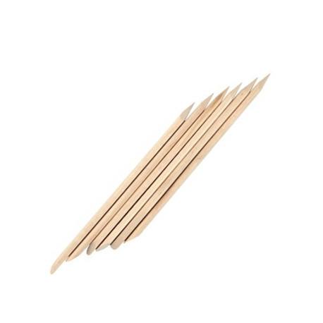 Medinės manikiūro lazdelės 178mm (100vnt)