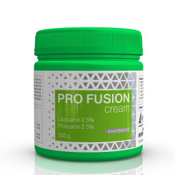 Pro Fusion Cream Anesthetic before procedure 500 g