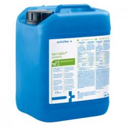 Terralin® защищает моющее и дезинфицирующее средство для любых хирургических полов и больших твердых поверхностей