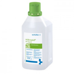 Schülke Mikrozid® AF Liquid 1000ml. Liquid for fast surface disinfection