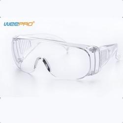 Weetect skaidrus mediciniai apsauginiai akiniai
