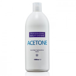 Professional Beauty Systems Acetone 1 Litre