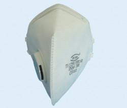 Te Yin respirator with valve FFP2