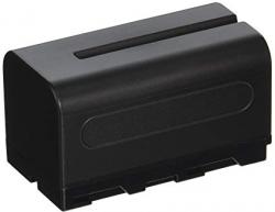 Li-ion battery NP-F750 4400mAh
