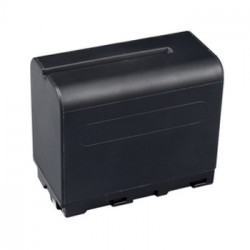 Li-ion baterija NP-F970 6600mAh