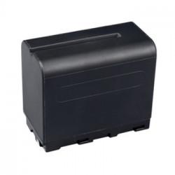 Li-ion battery NP-F970 6600mAh