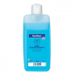 STERILLIUM rankų dezinfekcijai hig. ir chirurg. skystis 1 l (Bode Chemie GmbH)