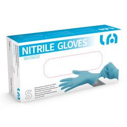 LyncMed Nitrile Gloves, Blue (100 pcs.)