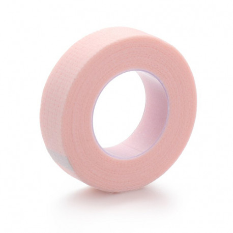 Plastic Tape for Eyelash Extensions (Pink)