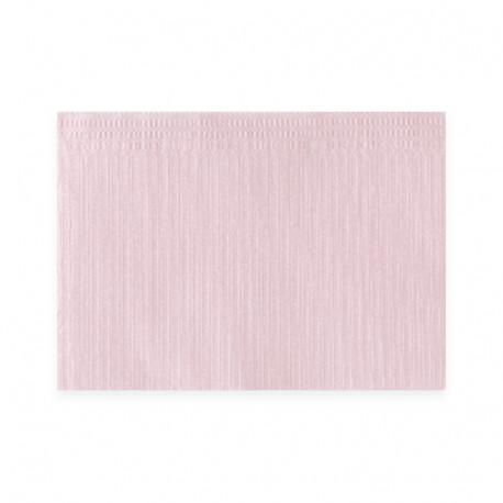 Servetėlės paciento 3 sluoksnių, rožinės N500