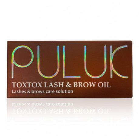 Puluk Lash & Brow Oil, 13g