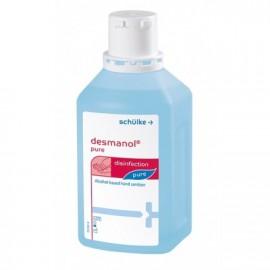 Desmanol® pure rankų chirurginės ir higieninės dezinfekcijos priemonė 500ml.