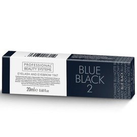 PBS Eyelash and Eyebrow Tint, blue black, 20ml