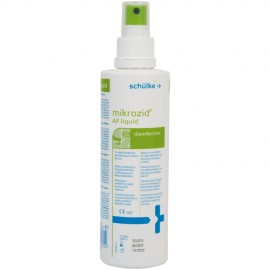 Schülke Mikrozid AF Liquid 250ml. For fast surface disinfection