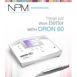NPM Oron 60 mikropigmentacijos aparatas