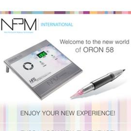 NPM Oron 58 mikropigmentacijos aparatas