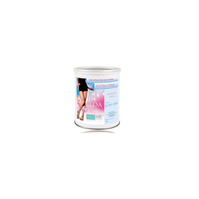 Depil Ok Quot Extra Fine Quot Canned Wax 800g Beauty Amp You