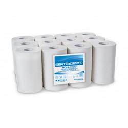 Cento x Cento C60 vienkartiniai rankšluosčiai rulone