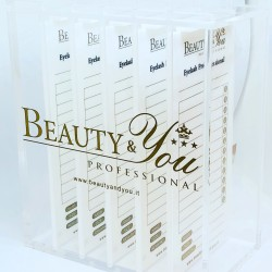 Beauty&You paletė blakstienoms su dėžute