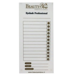 Beauty&You palette for eyelash extension