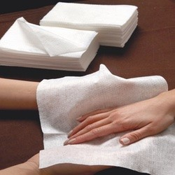 Paper towels for manicure (30x40cm)
