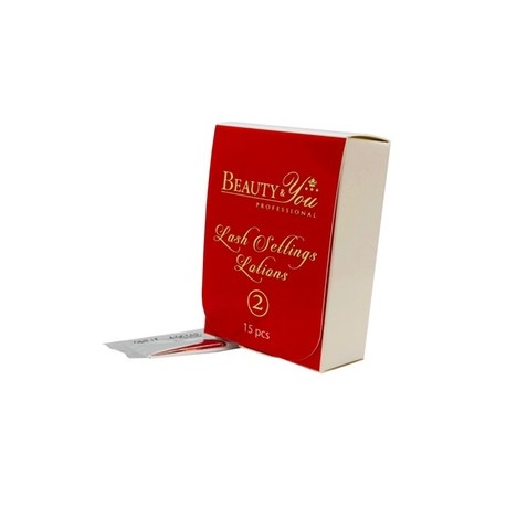 B&Y Lash Lift Setting Lotion Nr.2