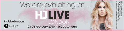 Meet us at Beauty Excel London 2019!